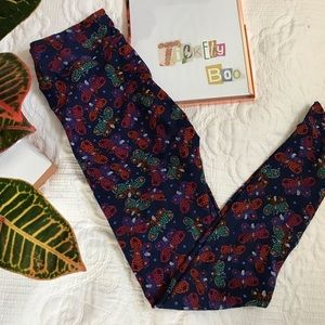 LuLaRoe | OS Leggings, NWT